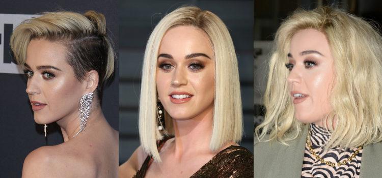 Gracias al strobing Katy Perry consigue una piel luminosa