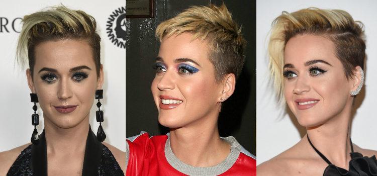 Katy Perry equilibra sus looks optando por labiales nude