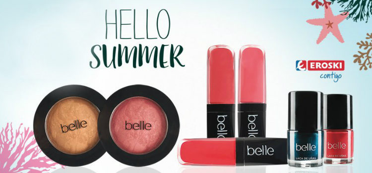 'Hello Summer' de Belle&Make-Up
