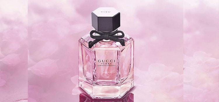 'Flora by Gucci Gorgeous Gardenia', la nueva fragancia de Gucci