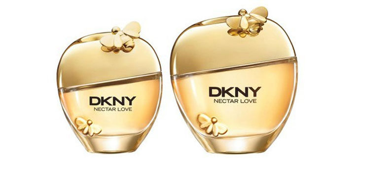 Packaging de 'DKNY Nectar Love' de DKNY
