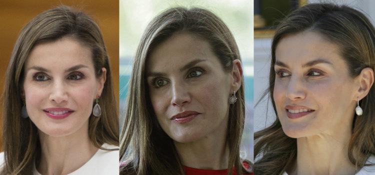 Las sombras de ojos mate imprescindibls en los maquillajes de la Reina Letizia