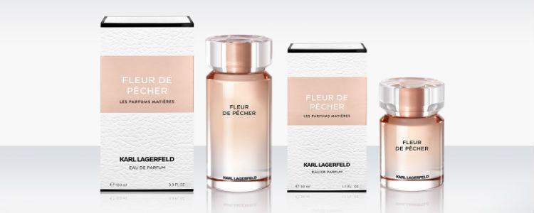 Fragancia para ella, de 'Fleur de Pêcher', de Karl Lagerfeld