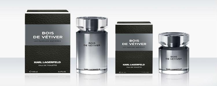Fragancia para hombre, 'Bois de Vétiver' de lo nuevo de 'Karl Lagerfeld Parfums'