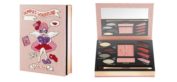 La paleta de maquillaje de 'Olympia's Wonderland'