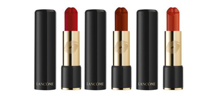 Olympia Le-Tan reinterpreta 'L'Absolu Rouge', la histórica barra de labios de Lancôme