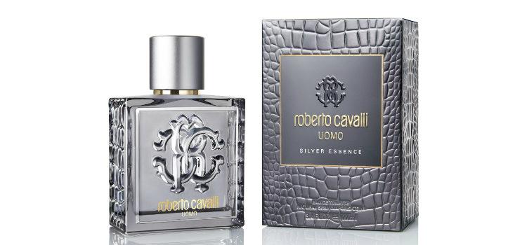 'Uomo Silver Essence' de Roberto Cavalli