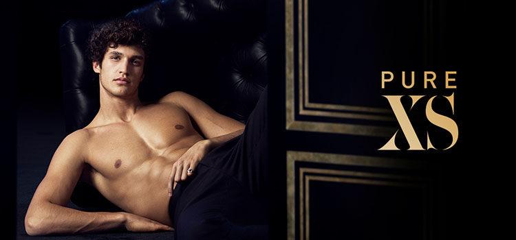 El modelo Francisco Henriques se convierte en imagen de la campaña de 'Pure XS'