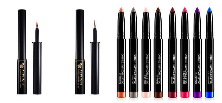 Sombras en lápiz y eyeliner en la nueva colección de Lancôme