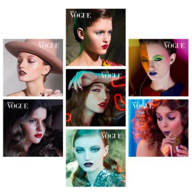 Las 7 colecciones cápsula de Kiko y Vogue Talents