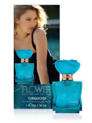 'Turquoise', la nueva fragancia de Flower