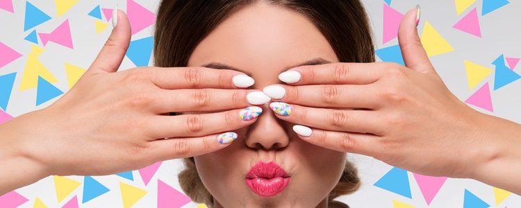 Hay muchos tipos de uñas entre las que puedes elegir