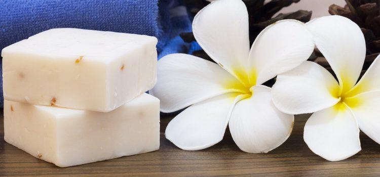 El jabón de glicerina es perfecto para utilizarlo a diario en nuestra piel