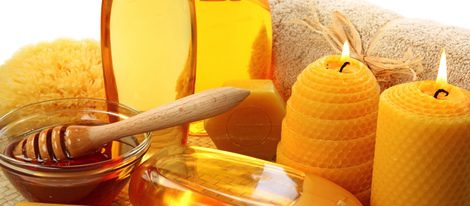 La miel aporta luminosidad al rostro