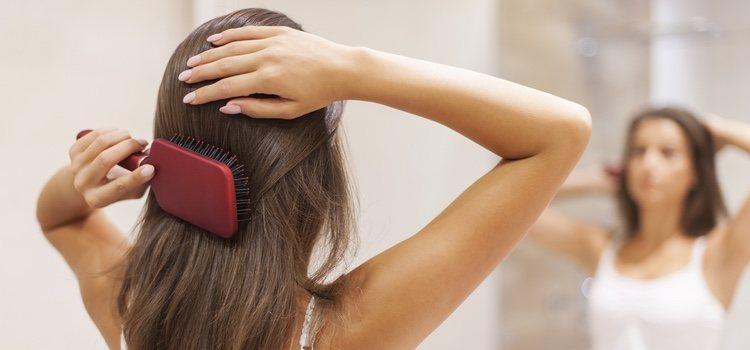 El pelo tiene un crecimiento natural que se puede estimular