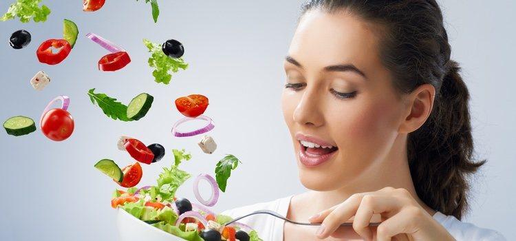 La alimentación, fundamental para un cabello sano