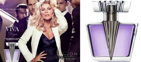 Viva by Fergie, el nuevo perfume de la cantante y actriz