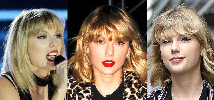 La cantante apuesta por la clásica combinación de labios rojos y mirada delineada