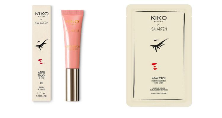 Los productos para el rostro de la edición limitada 'Asian Touch'