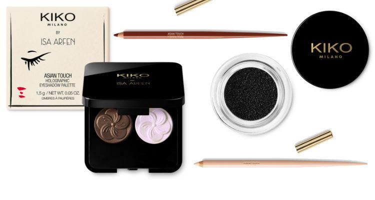 Los cosméticos para ojos y cejas de 'Asian Touch'