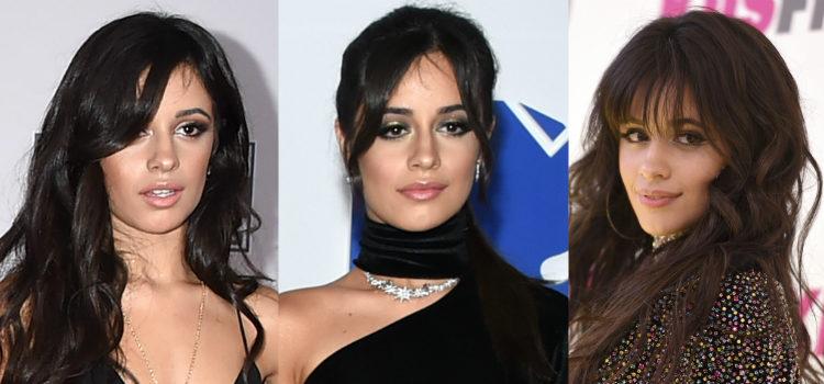 Camila Cabello completa sus looks con un toque de iluminador