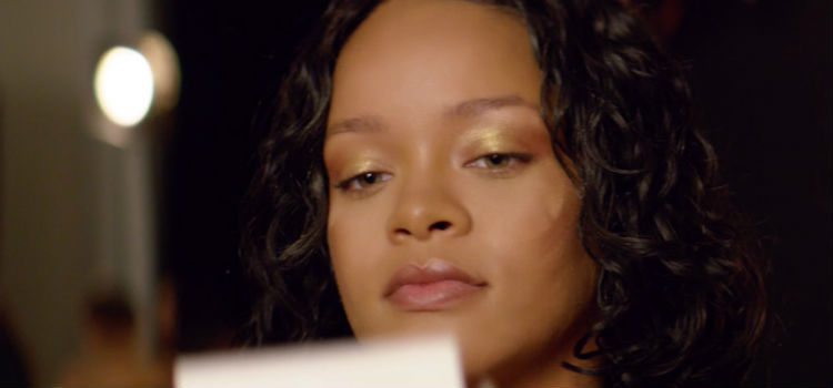Rihanna lanza su línea de maquillaje 'Fenty Beauty by Rihanna'