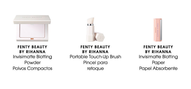 Los productos para matificar de 'Fenty Beauty by Rihanna' | Sephora