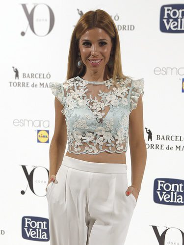 Natalia Rodriguez ha descuidado los brillos