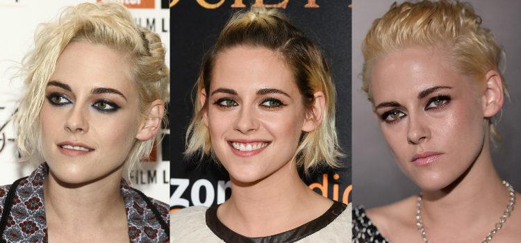 Para completar sus looks la actriz se decide por unos labios nude