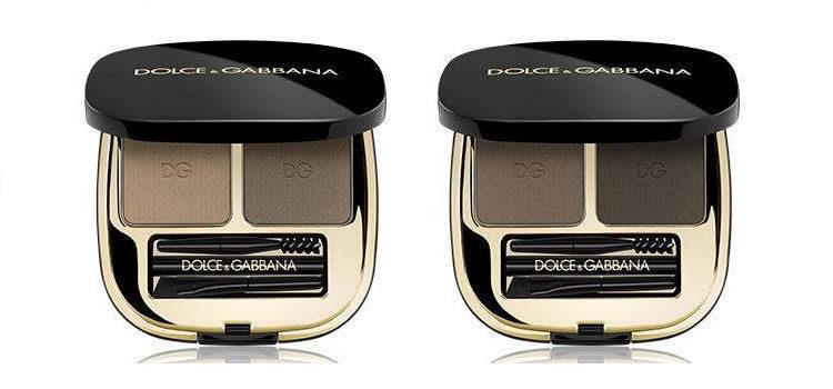 Duo kit de cejas de la nueva colección de Dolce & Gabbana