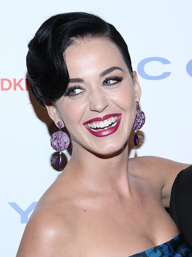 Katy Perry, en la gala