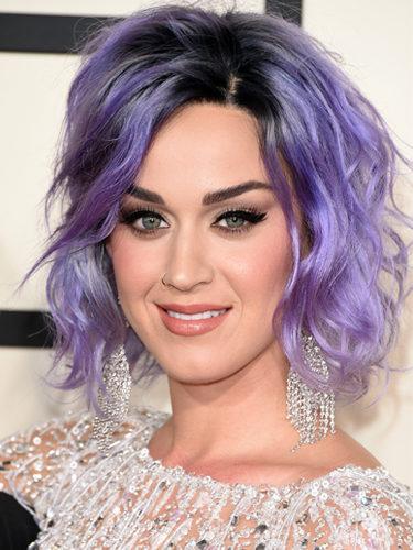 Katy Perry, en los Premios Grammy 2015