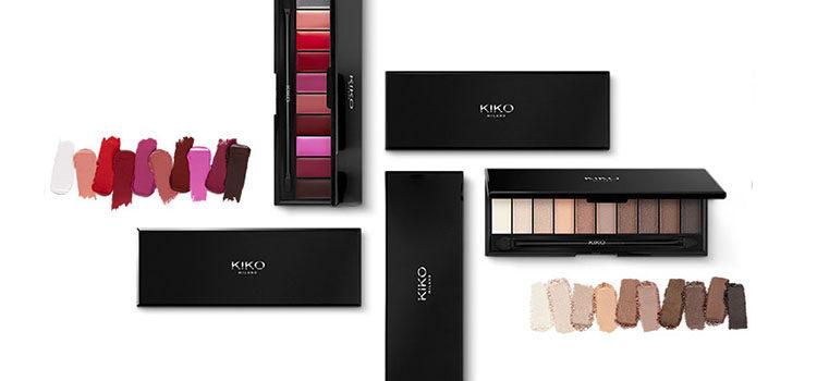 Parte de la colección 'Smart Palette' de Kiko Milano para esta nueva temporada
