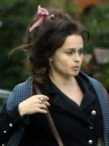 El desastre capilar de Helena Bonham Carter