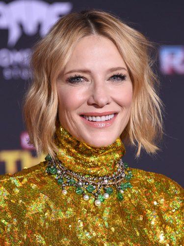 El corte bob de Cate Blanchett