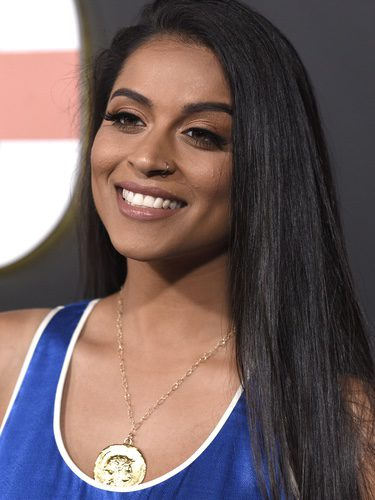 Lilly Singh, mal maquillada