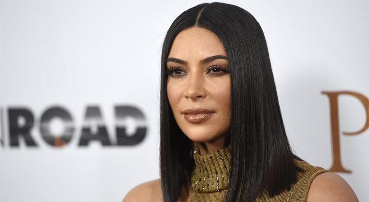 El alisado perfecto de Kim Kardashian