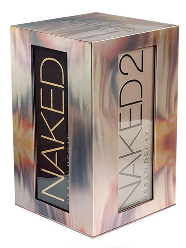 Cofre 'Naked 4Some' de Urban Decay
