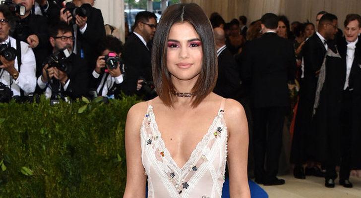 Selena Gomez, en la Met Gala 2017