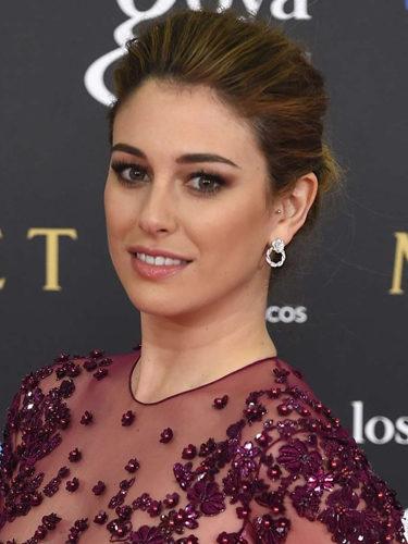Blanca Suárez, en los Premios Goya