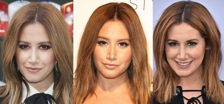 Para completar sus looks tiende a labiales marrones o nudes
