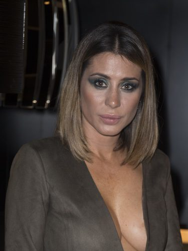 Elena Tablada con desemsurada sombra de ojos