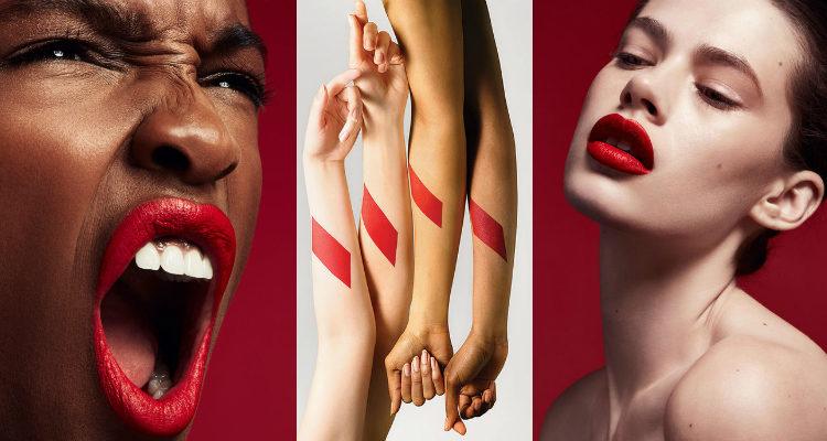 'Uncensored', un único tono rojo de 'Stunna Lip Paint' para todos los tonos de piel