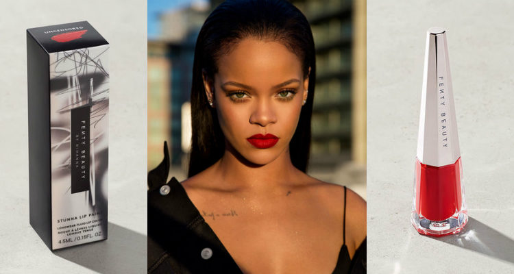 'Stunna Lip Paint', el labial líquido y mate de Fenty Beauty by Rihanna
