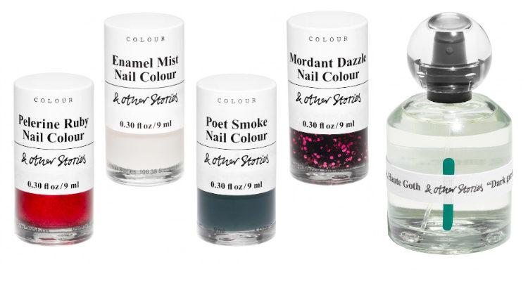Los nuevos esmaltes de uñas y el agua de colonia de & Other Stories