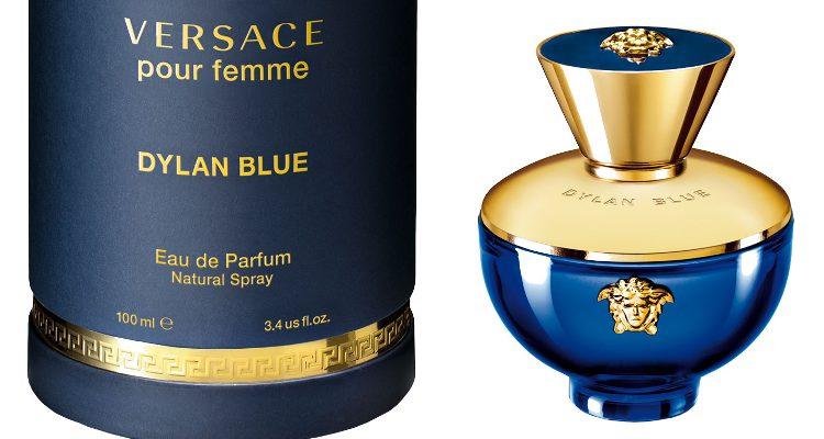 Perfume 'Dylan Blue' para mujer de Versace