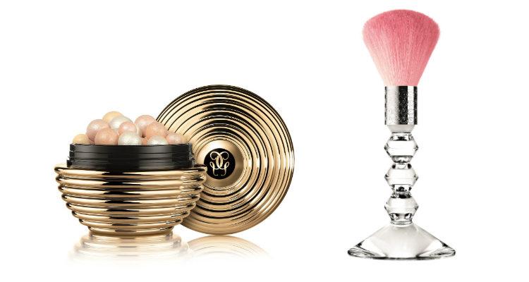 Los polvos 'Météorites Gold Light' y la exclusiva brocha 30 aniversario de Guerlain