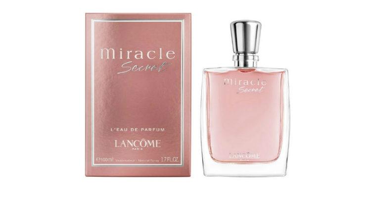 'Miracle Secret', la nueva fragancia femenina de Lancôme