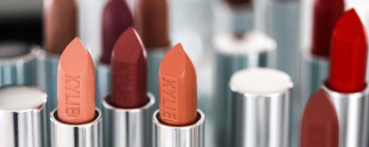La nueva serie de labiales de Kylie Jenner/ Fuente: @kyliecosmetics
