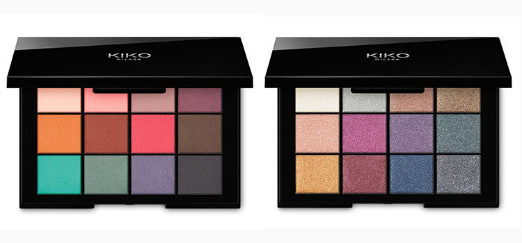 'Smart Cult Eyeshadow Palette' en los dos tonos disponibles